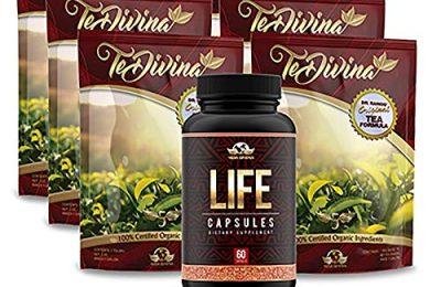 Te Divina 6 Weeks supply & LIFE