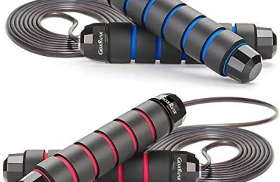 GoxRunx Jump Rope Skipping Rope for Workout, Jumping Rope Jump Ropes for Fitness