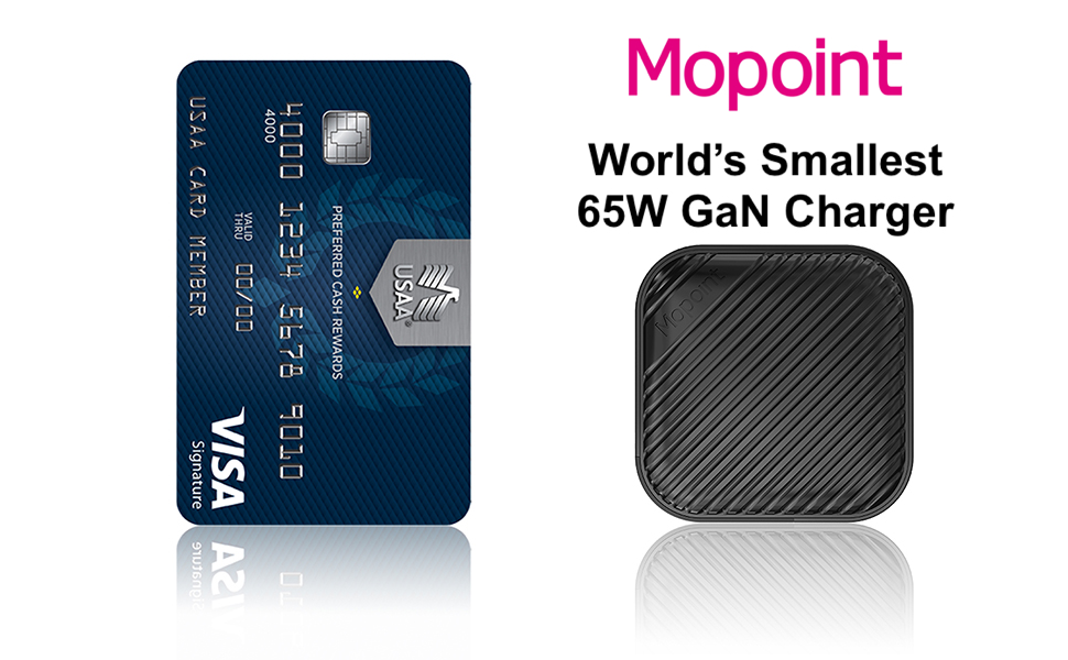 Mopoint 65W GaN Charger