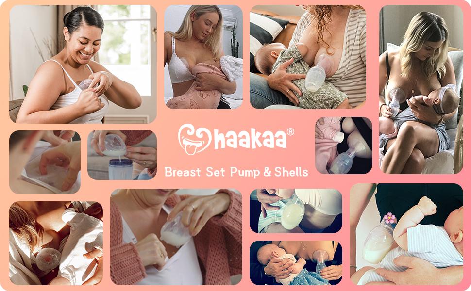 Breast Set Pump & Shells