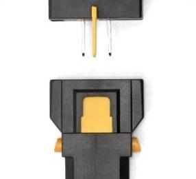Kikkerland UL03-A Universal Travel Adapter