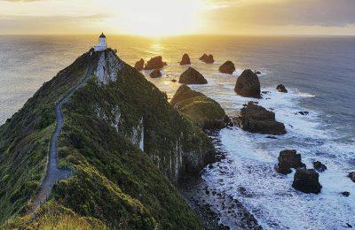 New Zealand (Spectacular Places Flexi)
