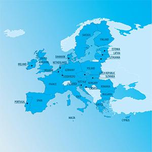 2 in 1 European Plug Adapter