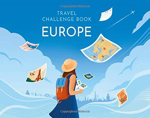 Travel Challenge Book: Europe