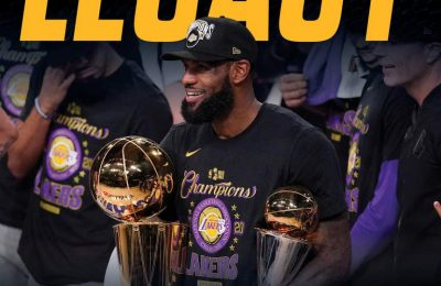 Legacy: The Los Angeles Lakers' Unforgettable Run to the 2020 NBA Title