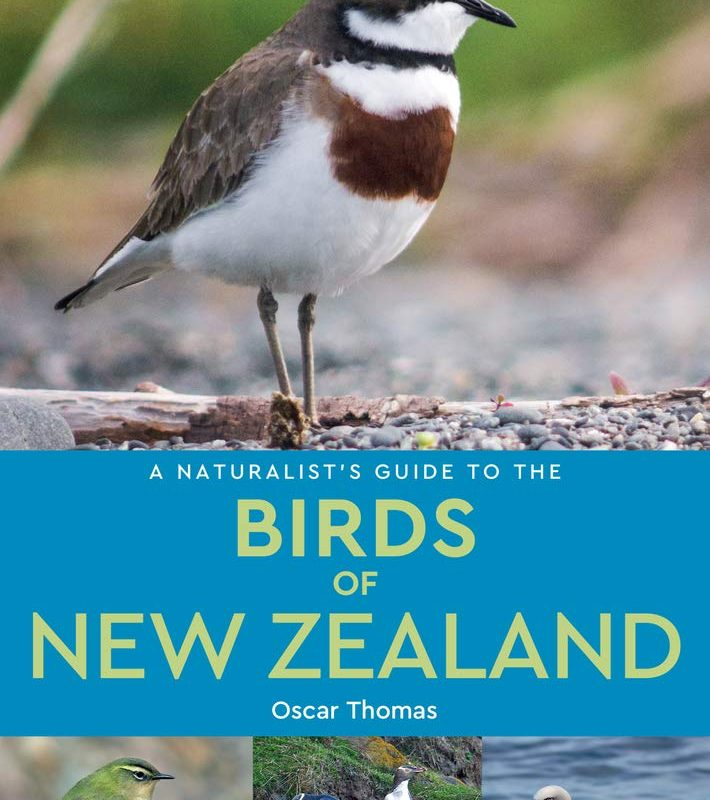 A Naturalist's Guide to the Birds of New Zealand (Naturalists' Guides)