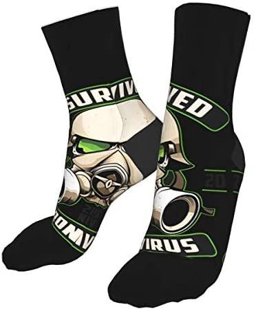 antfeagor Compression Socks Covid 19 Travel Comfortable Compression Socks