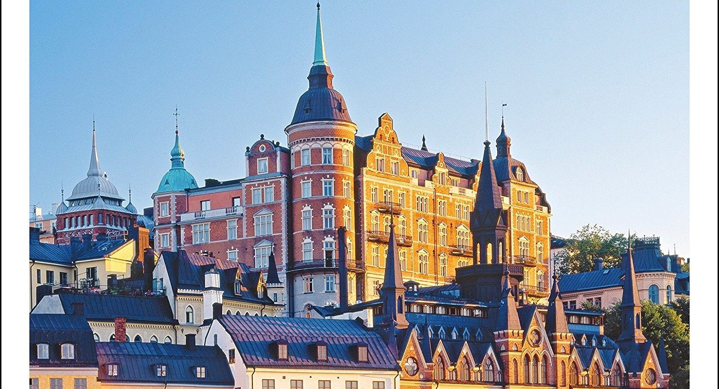 DK Eyewitness Stockholm (Travel Guide)