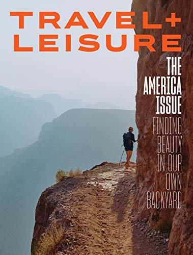Travel & Leisure Magazine January 2021 [Single Issue Magazine] Travel & Leisure Magazine