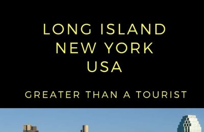 Greater Than a Tourist- Long Island New York USA: 50 Travel Tips from a Local