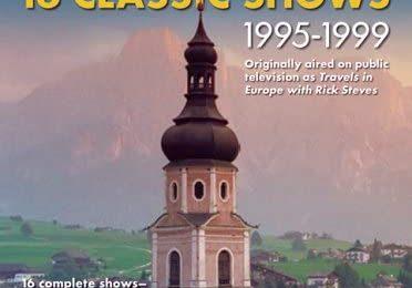 Rick Steves' Europe DVD: 16 Classic Shows 1995-1999 [VHS]