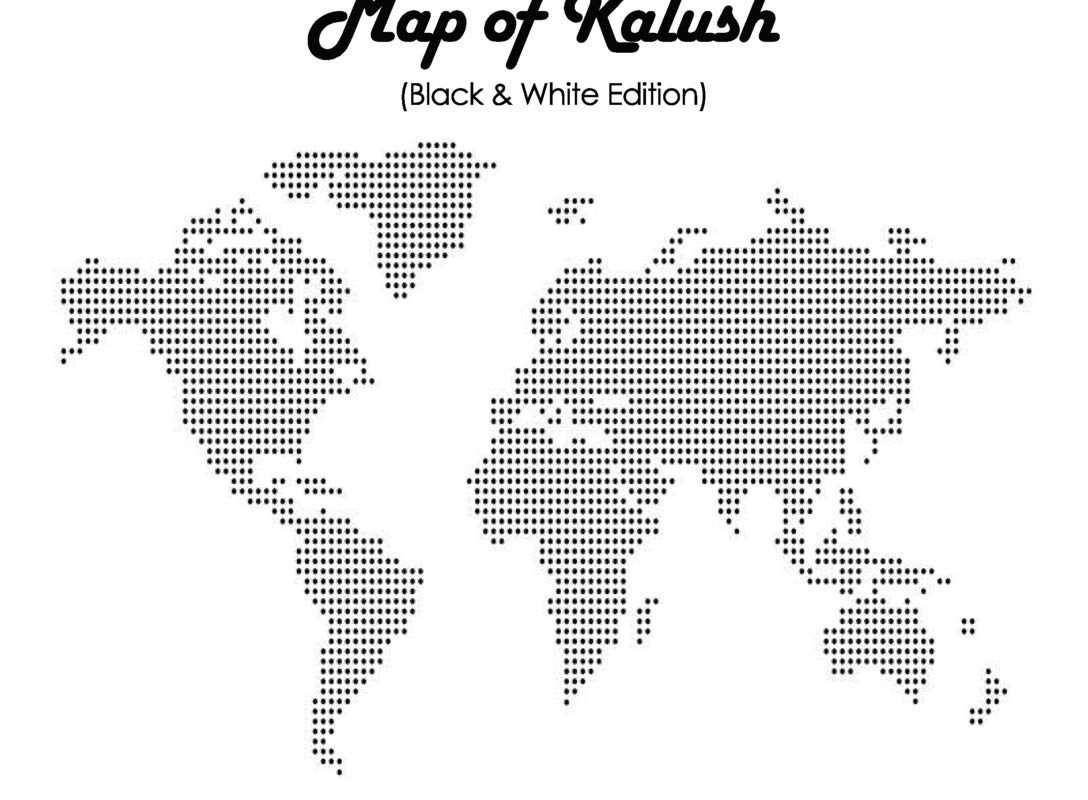 Travel Like a Local - Map of Kalush: The Most Essential Kalush (Ukraine) Travel Map for Every Adventure
