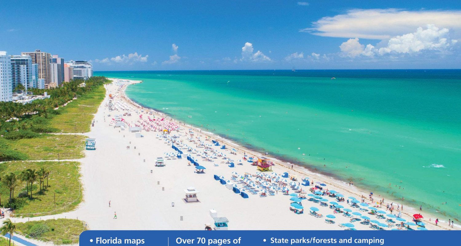 Florida Travel Guide maps & Attractions