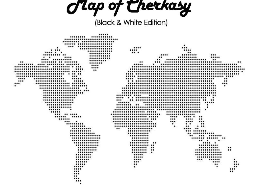 Travel Like a Local - Map of Cherkasy: The Most Essential Cherkasy (Ukraine) Travel Map for Every Adventure