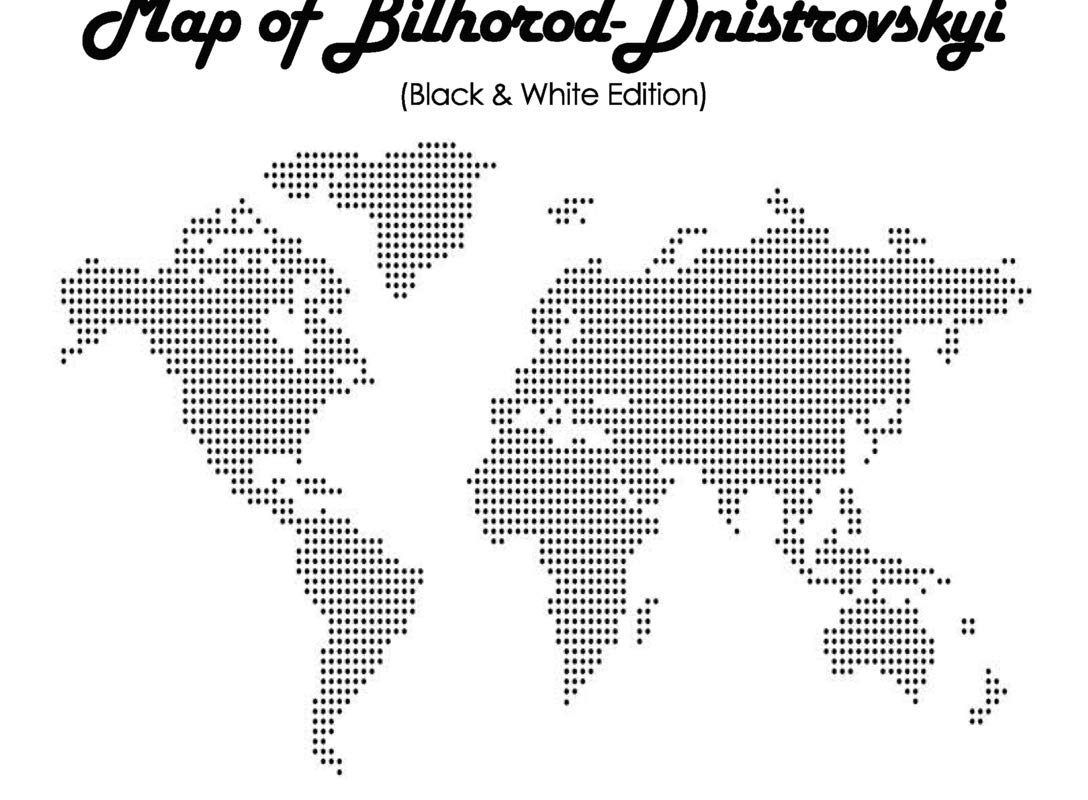 Travel Like a Local - Map of Bilhorod-Dnistrovskyi: The Most Essential Bilhorod-Dnistrovskyi (Ukraine) Travel Map for Every Adventure