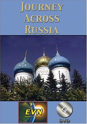 Journey Across Russia DVD