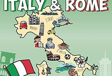 Kids' Travel Guide – Italy & Rome: The fun way to discover Italy & Rome–especially for kids