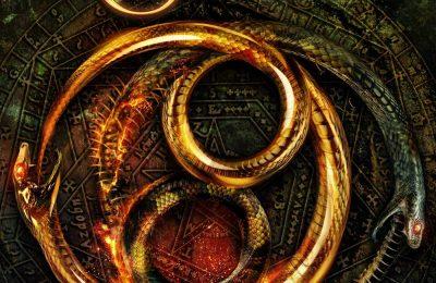The Serpent's Curse (3) (The Last Magician)