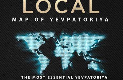 Travel Like a Local – Map of Yevpatoriya: The Most Essential Yevpatoriya (Ukraine) Travel Map for Every Adventure
