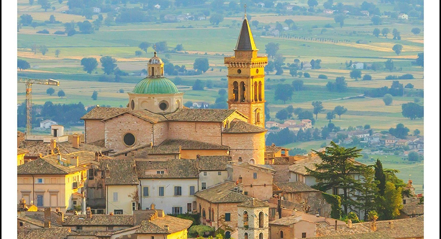 DK Eyewitness Umbria: 2018 (Travel Guide)