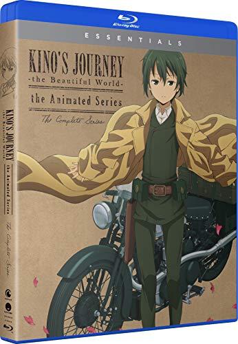 Kino's Journey: The Beautiful World - The Complete Series Blu-ray + Digital - Blu-ray