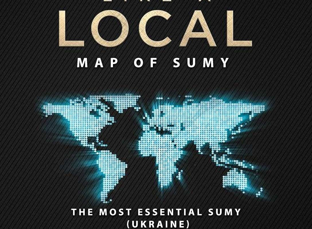 Travel Like a Local - Map of Sumy: The Most Essential Sumy (Ukraine) Travel Map for Every Adventure