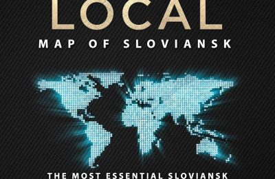 Travel Like a Local – Map of Sloviansk: The Most Essential Sloviansk (Ukraine) Travel Map for Every Adventure