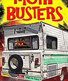 Moth Busters (Freaky Florida Mystery Adventures Book 1)