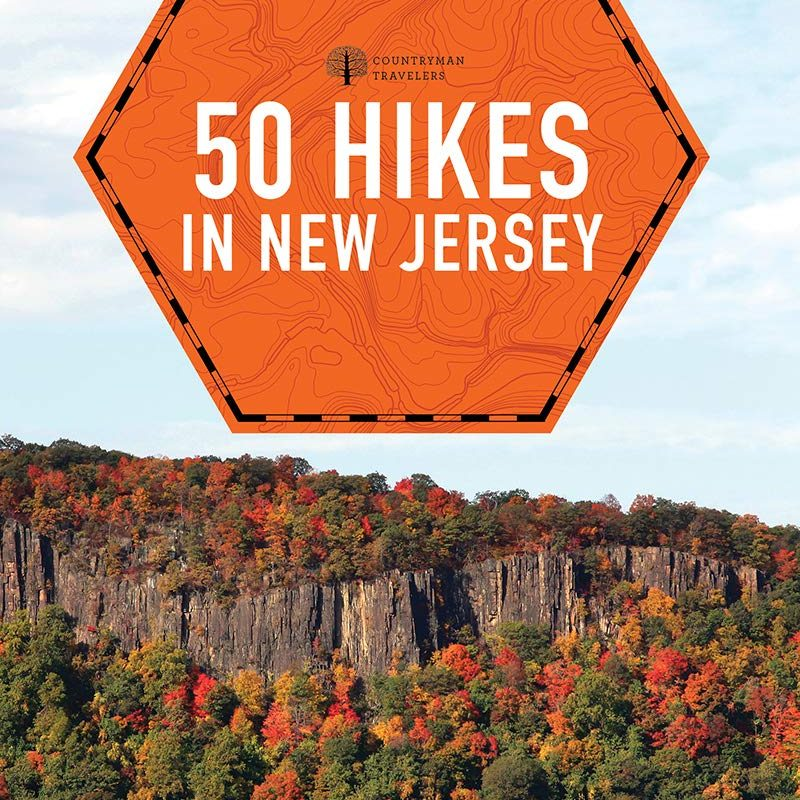 50 Hikes in New Jersey (Explorer's 50 Hikes)