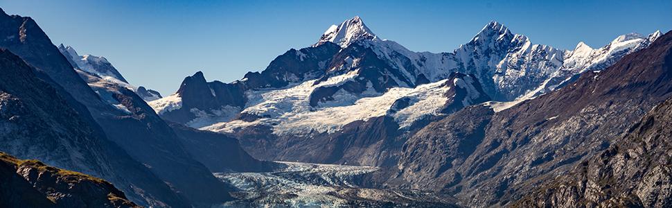 Glacier Bay National Parks Alaska