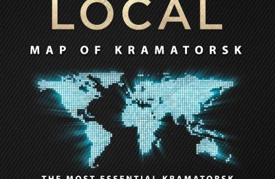 Travel Like a Local – Map of Kramators'k: The Most Essential Kramators'k (Ukraine) Travel Map for Every Adventure