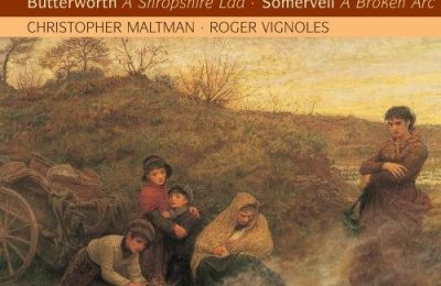 Vaughan Williams: Songs of Travel; Butterworth: A Shropshire Lad