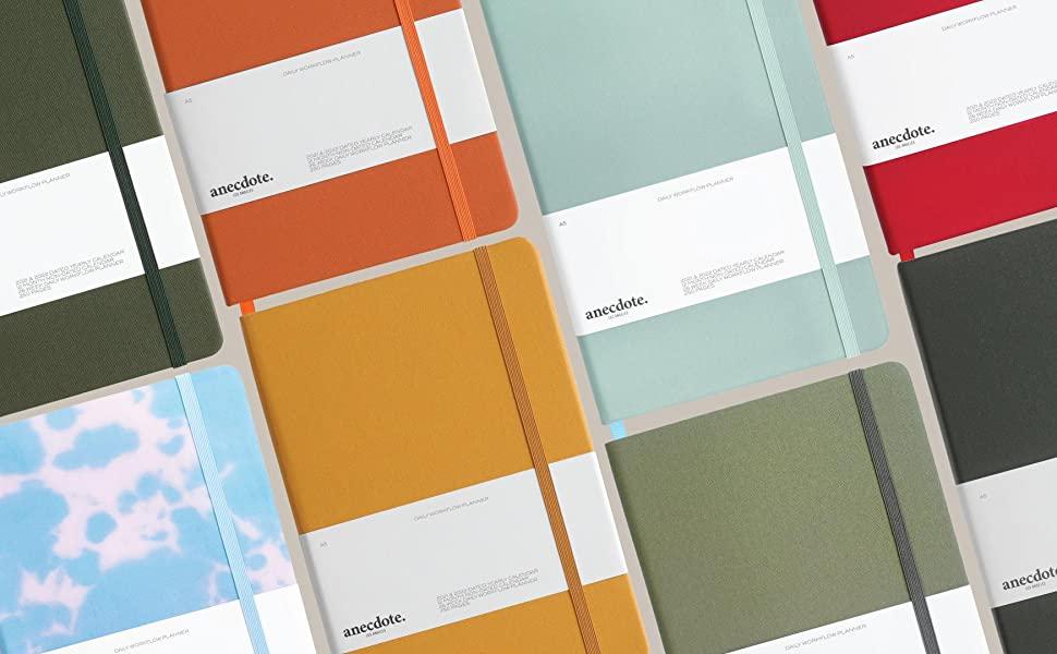 daily planner, yearly planner, 2021 planner, 2022 planner, weekly planner, notebook, journal