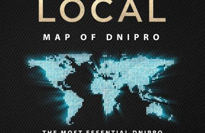 Travel Like a Local – Map of Dnipro: The Most Essential Dnipro (Ukraine) Travel Map for Every Adventure