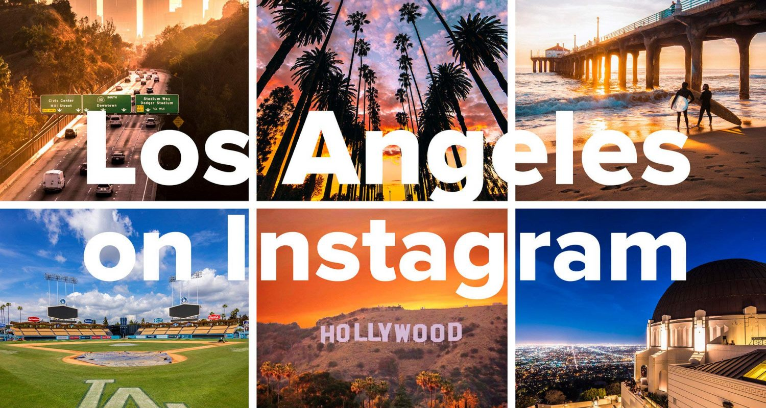 Los Angeles on Instagram (WELCOME BOOKS)