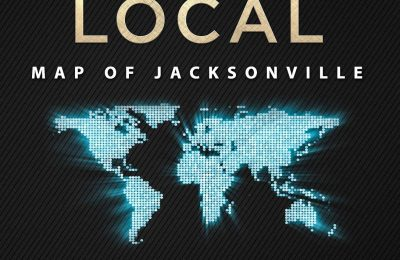 Travel Like a Local – Map of Jacksonville: The Most Essential Jacksonville (Florida) Travel Map for Every Adventure