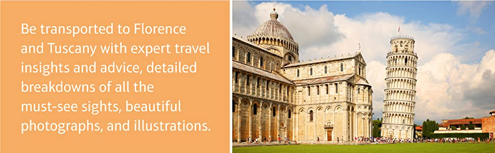 DK Eyewitness Florence and Tuscany top places to visit and tour
