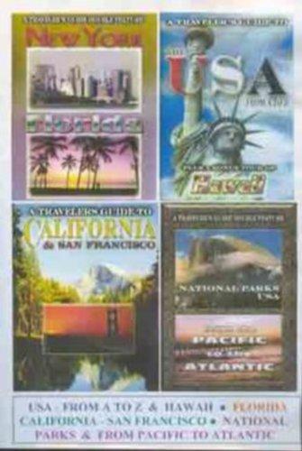 Travel - New York - Florida - California - USA - Hawaii - National Parks - Pacific To Atlantic