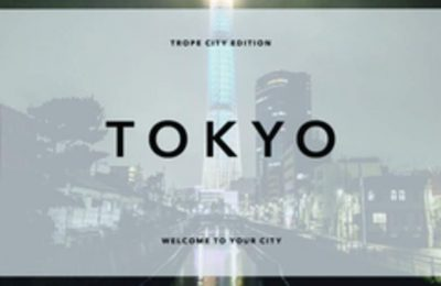Trope Tokyo (Trope City Editions)