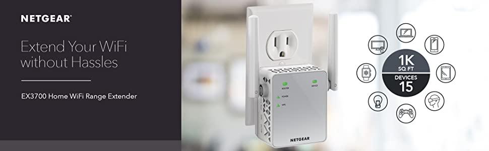 ex3700 home wifi range extender