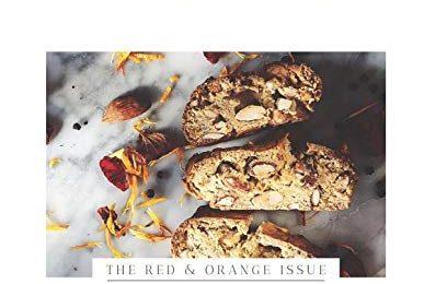 SIMPOSIO   The Red & Orange Issue: Italian recipes, travel, and culture (Simposio magazine)