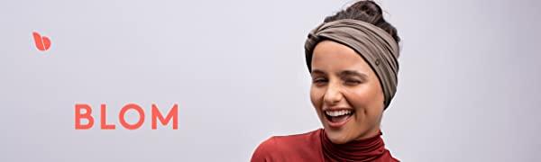 blow headband womens yoga headbands women womens women's hair head band turban wrap wide thick cute