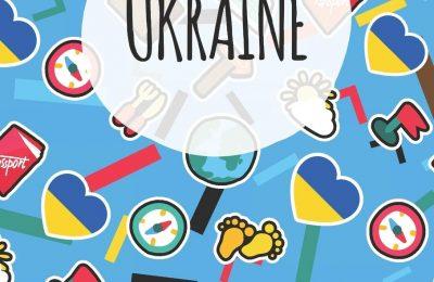 Ukraine Travel Journal: 6×9 Travel planner I Road trip planner I Dot grid journal I Travel notebook I Travel diary I Pocket journal I Gift for Backpacker