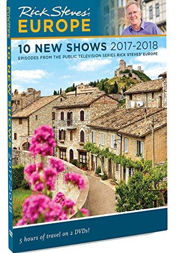 Rick Steves' Europe 10 New Shows 2017 - 2018