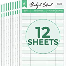 budget sheets