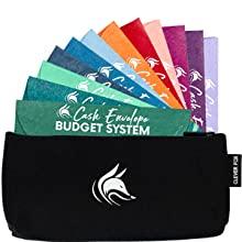 carry pouch for cash envelopes