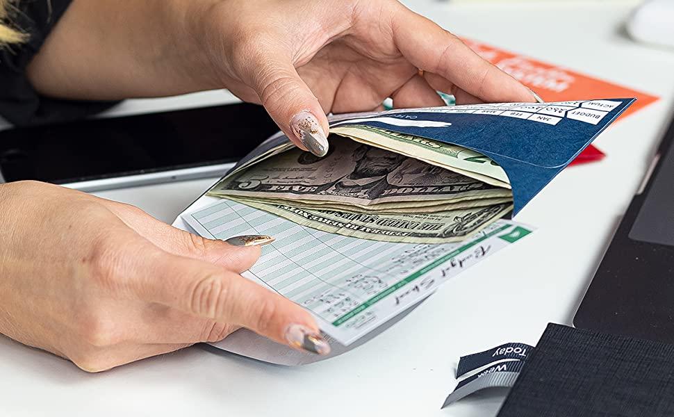 clever fox cash envelopes