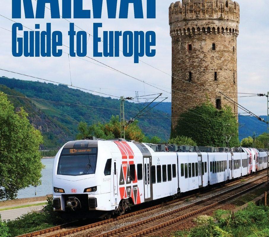 Brian Solomon's Railway Guide to Europe