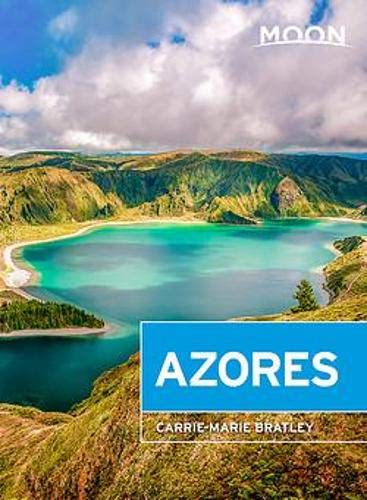 Moon Azores (Travel Guide)