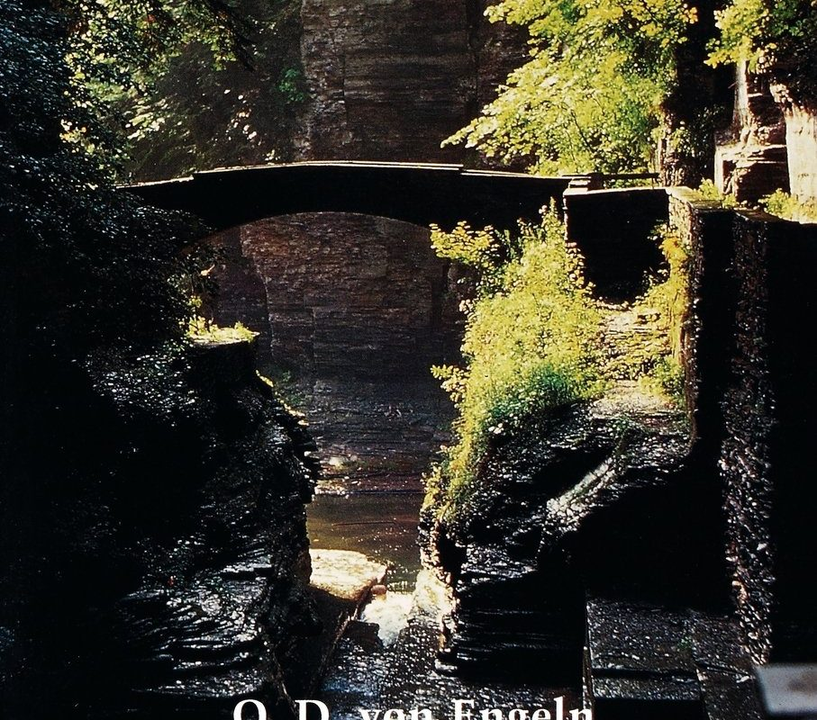 The Finger Lakes Region: Its Origin and Nature